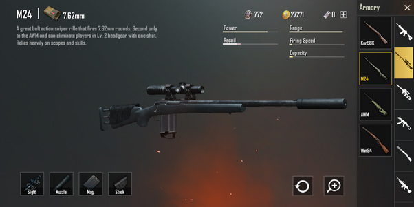 Khẩu M24