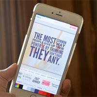 Cách viết chữ vào ảnh trên iPhone