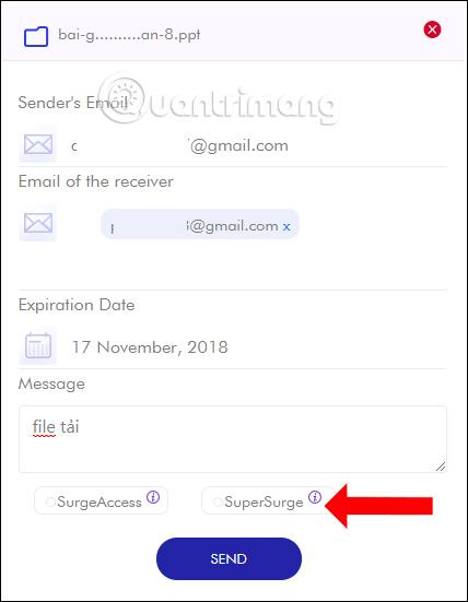 Chia sẻ file bí mật