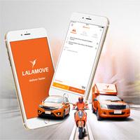 Hướng dẫn giao hàng nhanh bằng Lalamove