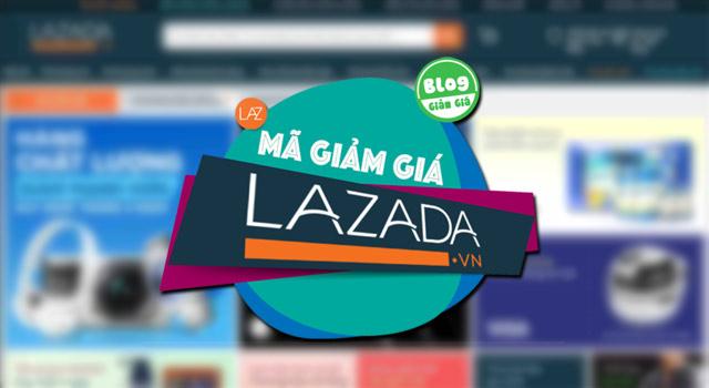 Những cách lấy mã giảm giá và nhập mã giảm giá trên Lazada