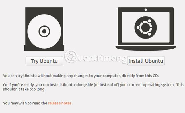 Cài đặt lại Ubuntu