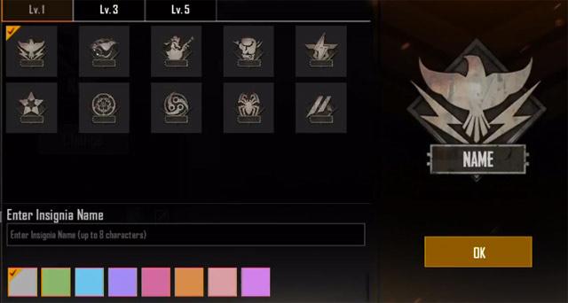 Thay đổi biểu tượng Clan