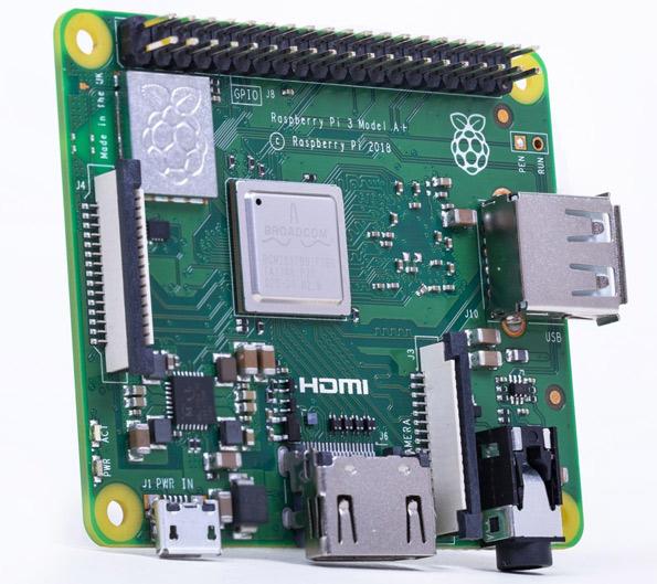 Board mạch xử lý flagship Raspberry Pi 3 Model A+