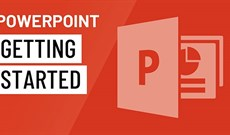 Bắt đầu với PowerPoint 2016