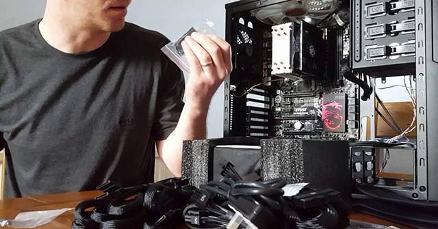 Khắc phục lỗi máy tính không khởi động