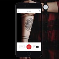 INK HUNTER, ứng dụng sử dụng công nghệ AR giúp bạn thử hình xăm trước khi xăm thật