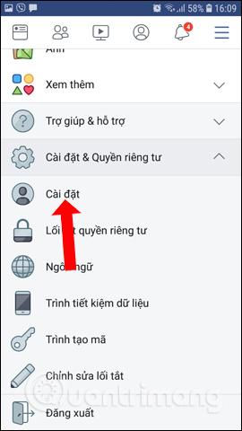 Cách tắt trình duyệt mặc định trên Facebook - Ảnh minh hoạ 3