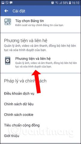 Cách tắt trình duyệt mặc định trên Facebook - Ảnh minh hoạ 4