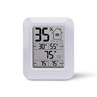Những lợi ích về sức khỏe của việc theo dõi nhiệt độ và độ ẩm thường xuyên
