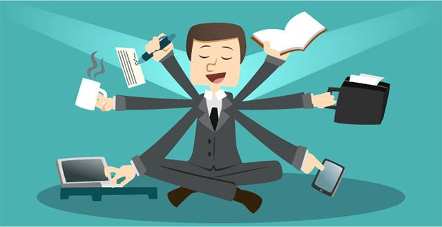 Tăng năng suất, lao động, nâng cao hiệu quả công việc