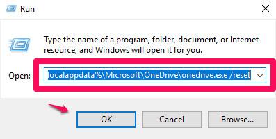 %localappdata%\Microsoft\OneDrive\onedrive.exe /reset