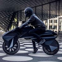 """Mời chiêm ngưỡng NERA - chiếc xe máy điện in 3D 100% đầu tiên trên thế giới, """"chất phát ngất"""""""