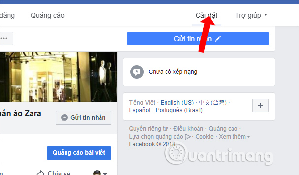 Cách hủy Admin Fanpage Facebook - Ảnh minh hoạ 3