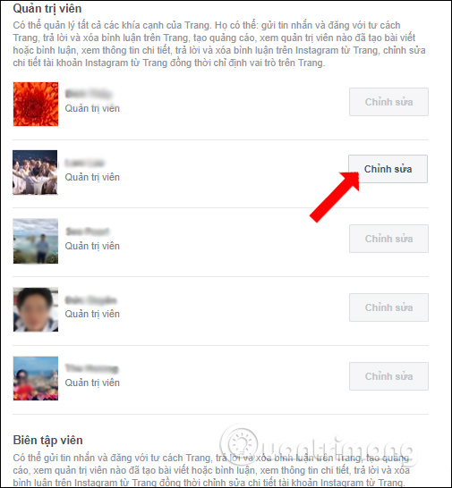 Cách hủy Admin Fanpage Facebook - Ảnh minh hoạ 5