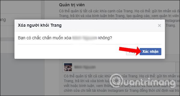 Cách hủy Admin Fanpage Facebook - Ảnh minh hoạ 7