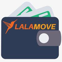 Cách nạp tiền vào Lalamove