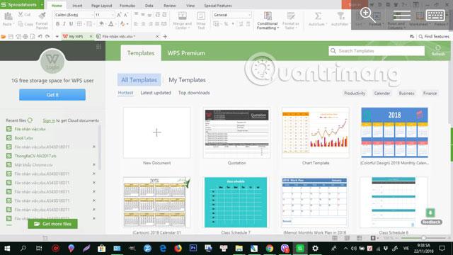 Chỉnh sửa file phần mềm văn phòng Remote Desktop