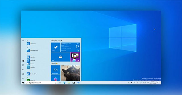 Full light theme trên Windows 10