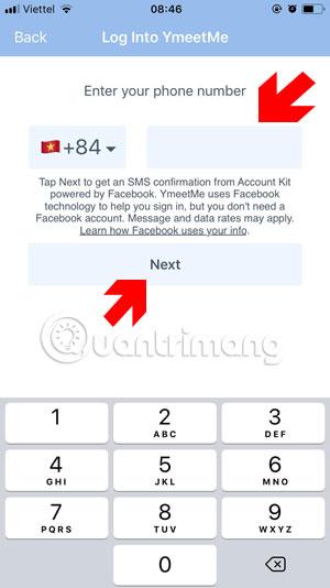 Những cách đăng nhập trên YmeetMe - Ảnh minh hoạ 10