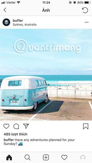 Những kích thước ảnh chuẩn trên Instagram - Ảnh minh hoạ 2