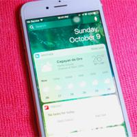 Cách tùy biến giao diện widget iPhone