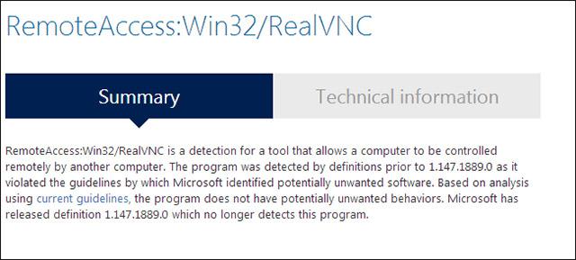 Làm sao để biết một file bị nhận định sai là có chứa mã độc? - Ảnh minh hoạ 3