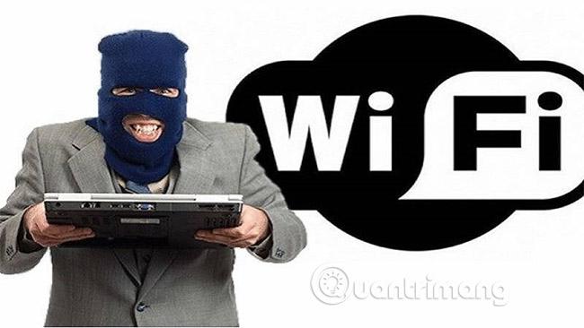 Trộm Wi-Fi