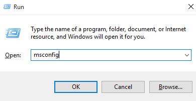 Khắc phục sự cố Windows với MSconfig - Ảnh minh hoạ 2