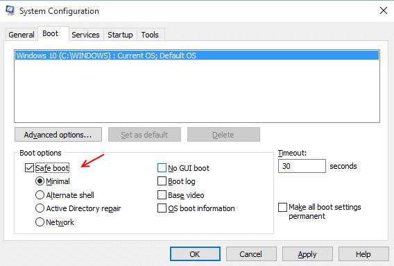 Khắc phục sự cố Windows với MSconfig - Ảnh minh hoạ 6