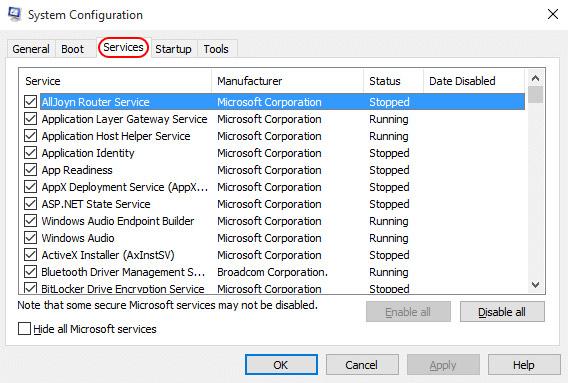 Khắc phục sự cố Windows với MSconfig - Ảnh minh hoạ 7