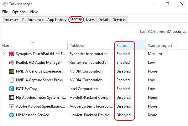 Khắc phục sự cố Windows với MSconfig - Ảnh minh hoạ 9