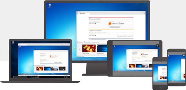 Công cụ hỗ trợ truy cập, kết nối và điều khiển máy tính (Windows, Mac) từ xa