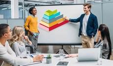 Cách tạo hiệu ứng cho biểu đồ Excel trong PowerPoint