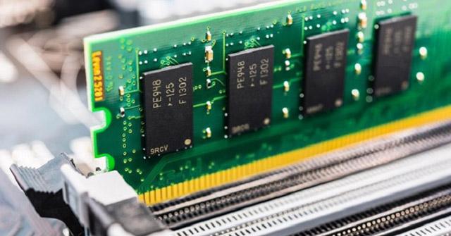 Làm thế nào để xác định bộ nhớ máy...