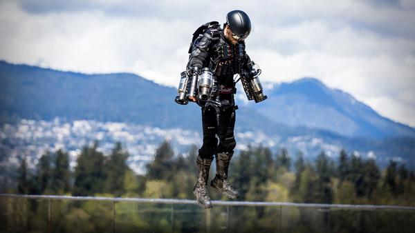 Gravity Jet Suit