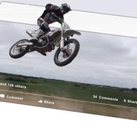 Fanpage này toàn ảnh chế 3D, 4D ảo diệu, thoải mái xoay 360 độ, xem cả ngày không chán
