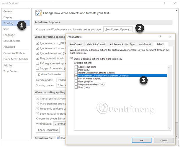 Cách sử dụng bộ chuyển đổi đơn vị đo lường ẩn trong Microsoft Word - Ảnh minh hoạ 2