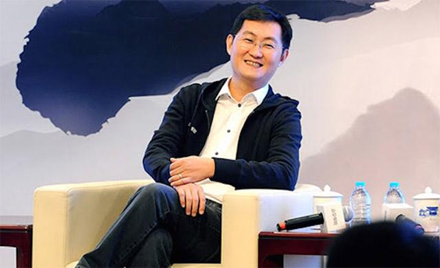 Ma Huateng là một vị tỷ phú nhút nhát