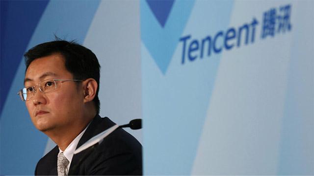 Ma Huateng chính là bộ não của Tencent