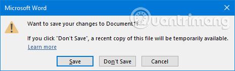 Phục hồi file Word chưa save, lấy lại file Word, Excel, PowerPoint chưa kịp lưu - Ảnh minh hoạ 10