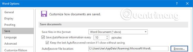Phục hồi file Word chưa save, lấy lại file Word, Excel, PowerPoint chưa kịp lưu - Ảnh minh hoạ 15