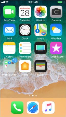 Màu thông báo trùng icon ứng dụng