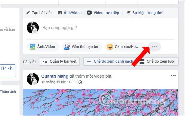 Cách xem chung video Facebook với bạn bè
