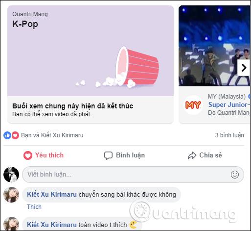 Cách xem chung video Facebook với bạn bè - Ảnh minh hoạ 20
