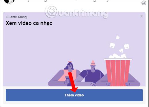 Thêm video
