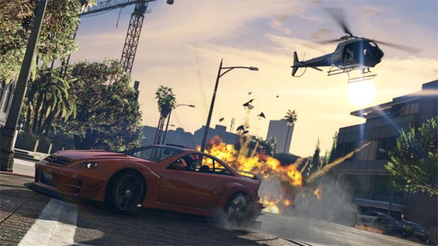 Ảnh game GTA V