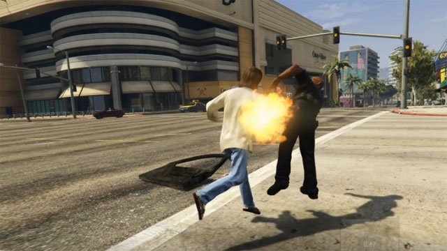 Ảnh Gameplay GTA V