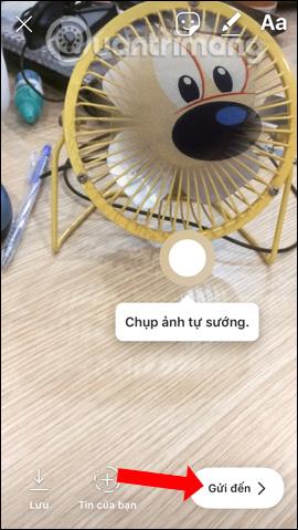 Cách ghép sticker ảnh tự sướng trên Instagram Stories - Ảnh minh hoạ 7