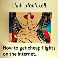 Cách tìm các chuyến bay giá rẻ bằng VPN